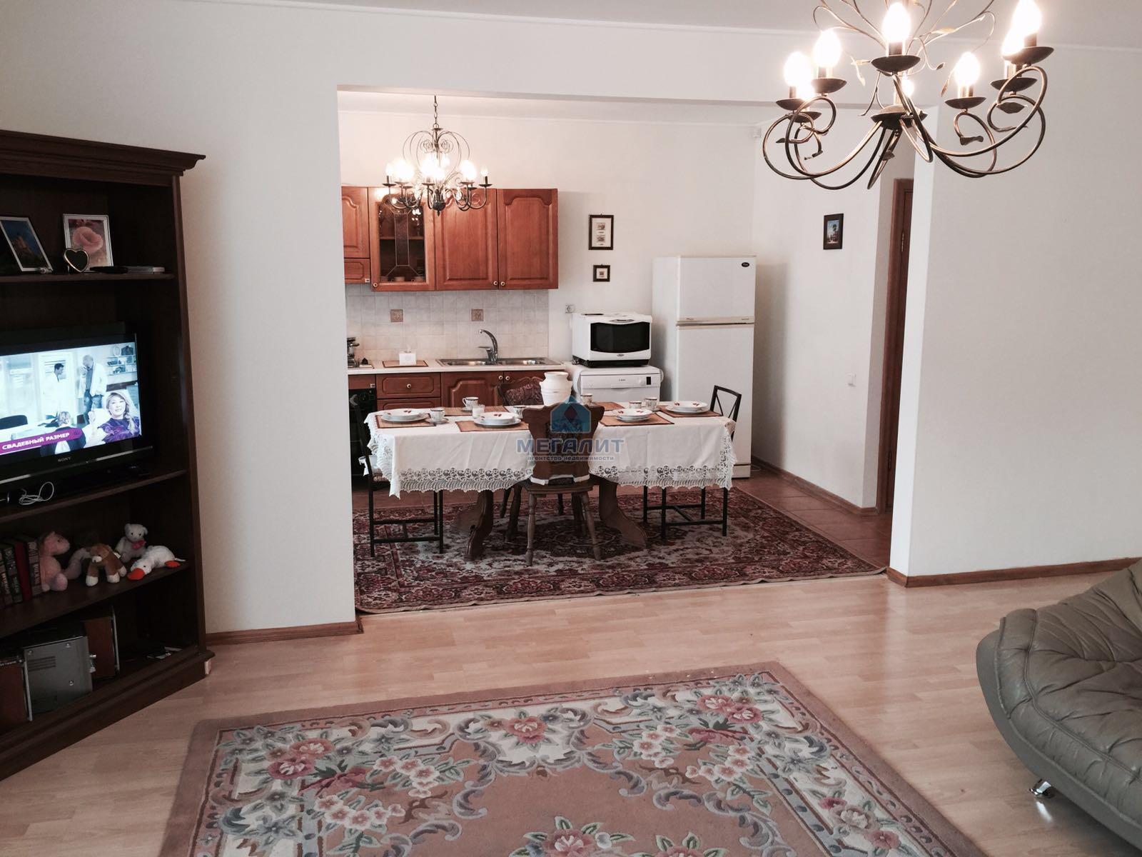 Аренда 2-к квартиры Галиаскара Камала 49, 106 м² (миниатюра №15)