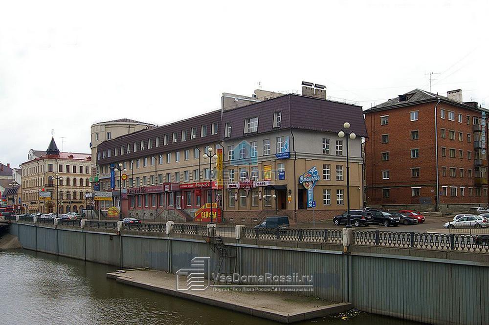 Аренда  офисно-торговые Лево-Булачная 24, 72 м²  (миниатюра №1)
