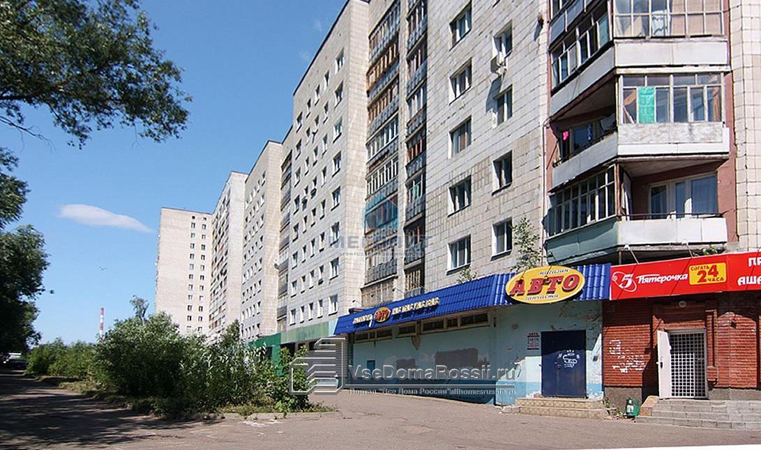 Аренда 2-к квартиры Серова 17