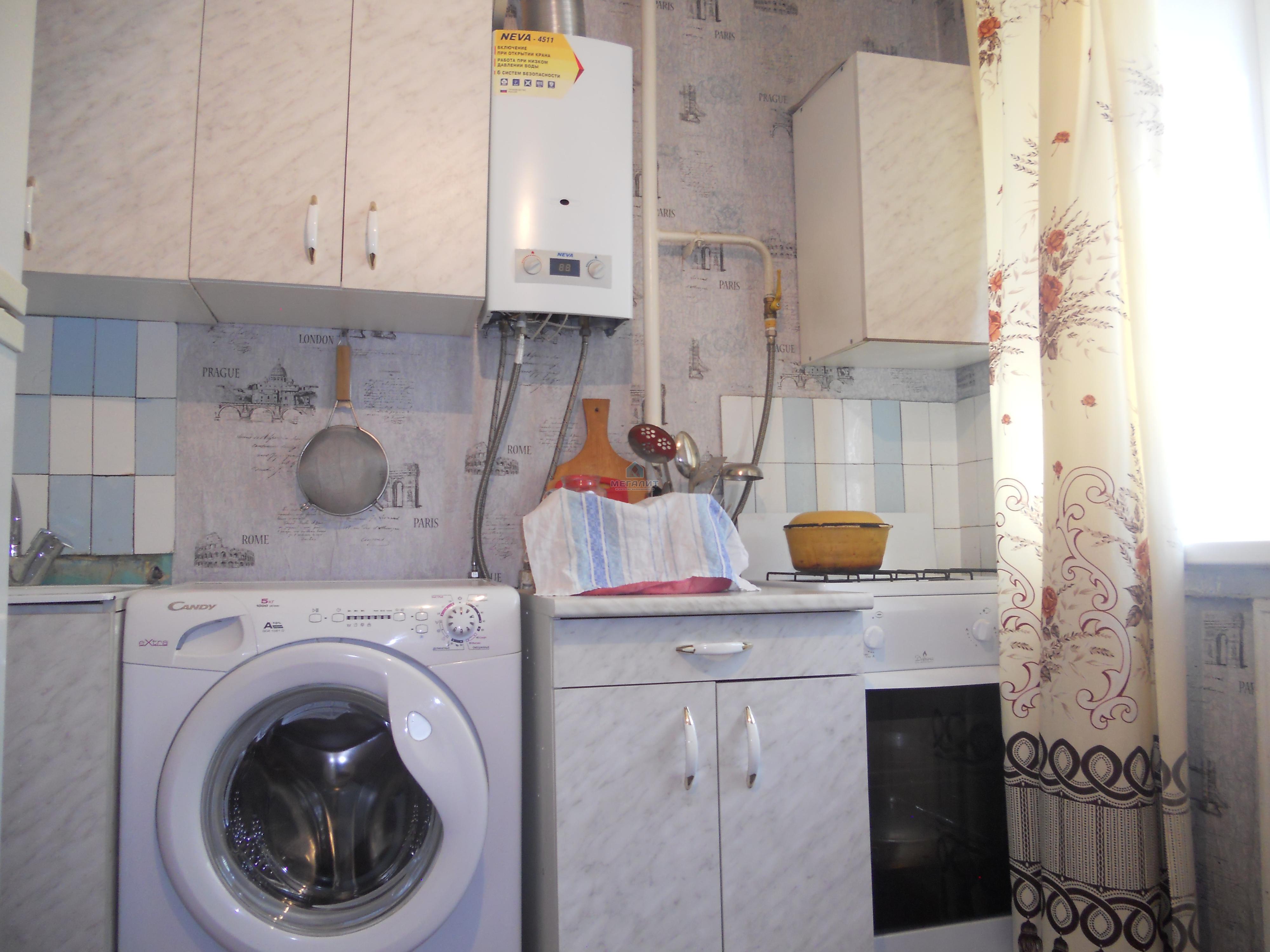 Аренда 1-к квартиры Айдарова 8а, 33 м²  (миниатюра №1)