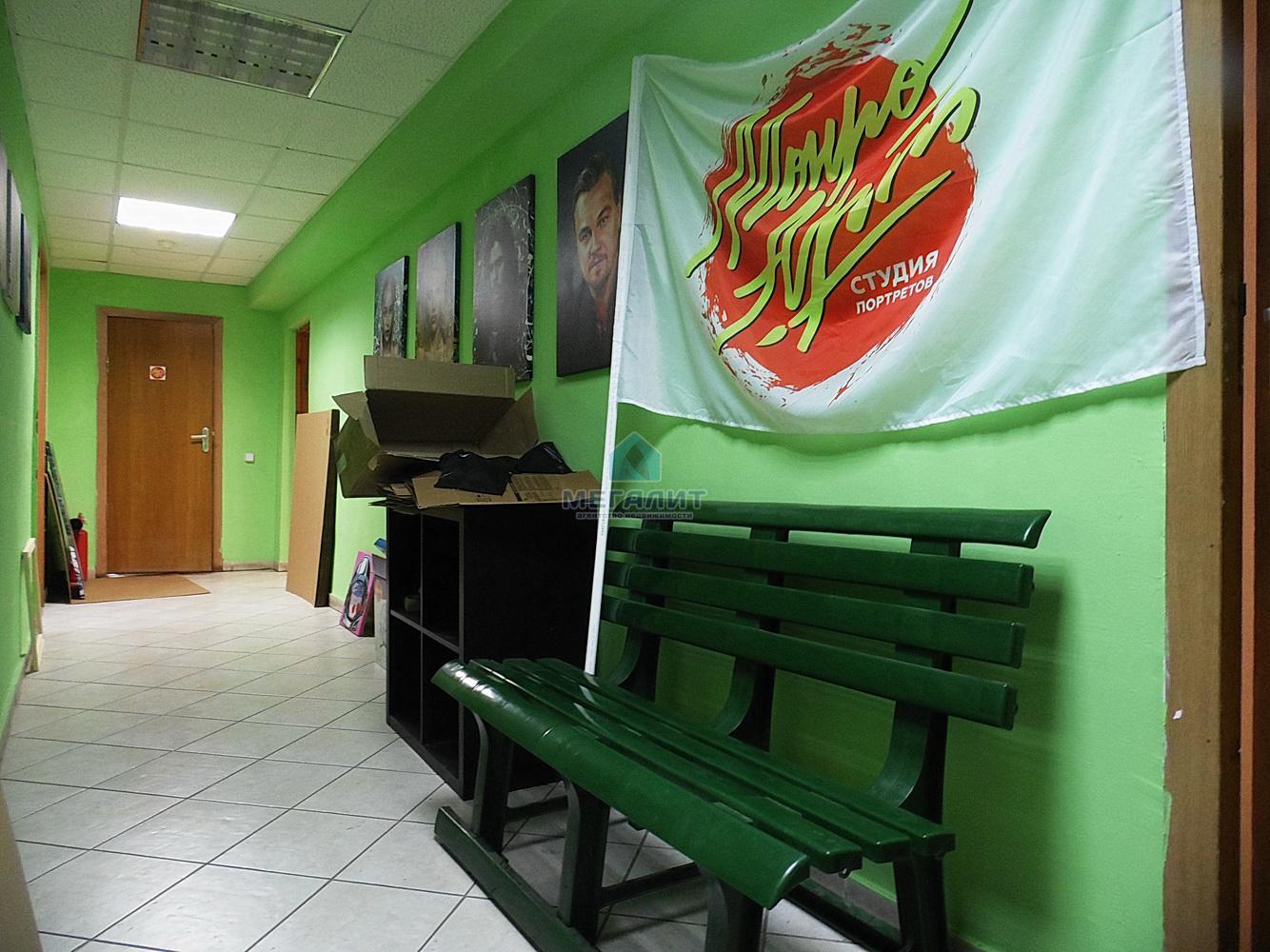 Аренда  офисно-торговые Мулланура Вахитова 6