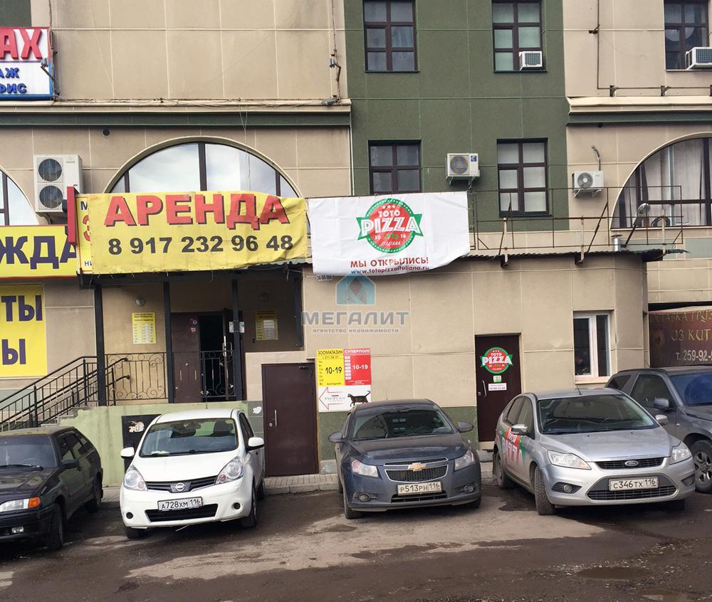 Продажа  Офисно-торговые Гвардейская 33, 43 м2  (миниатюра №2)