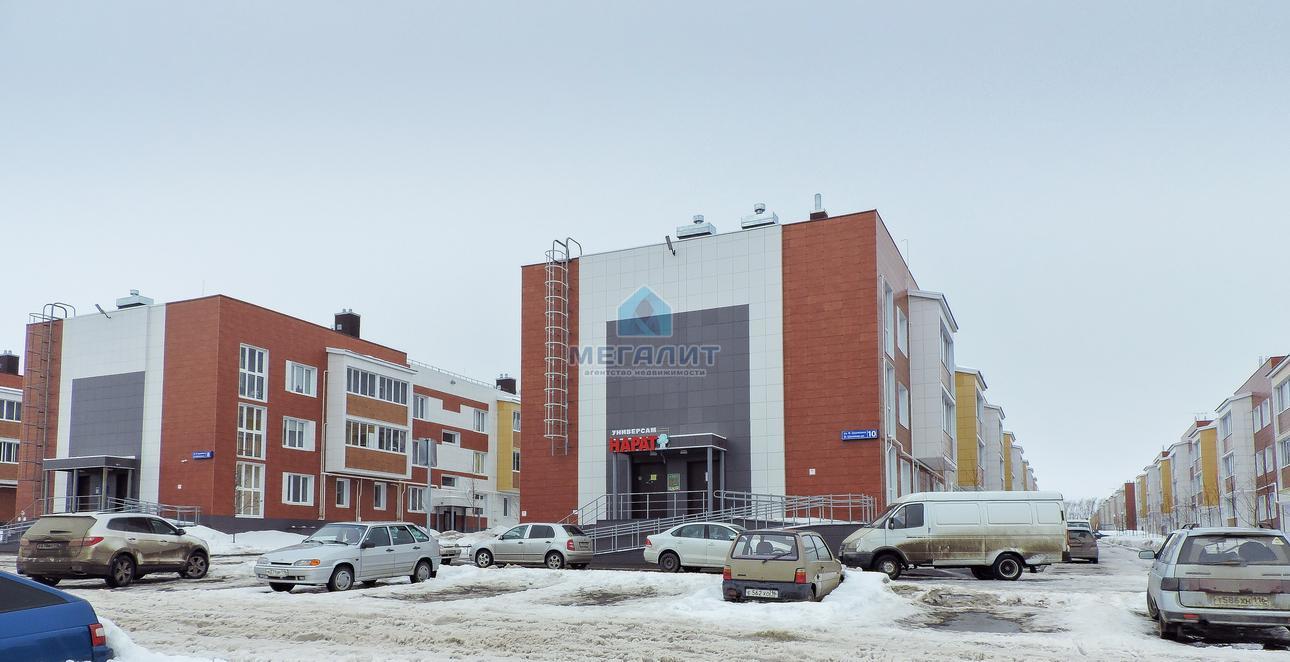 Продажа 2-к квартиры Мусы Джалиля (С. Новое Шигалеево) 7, 51.4 м² (миниатюра №8)