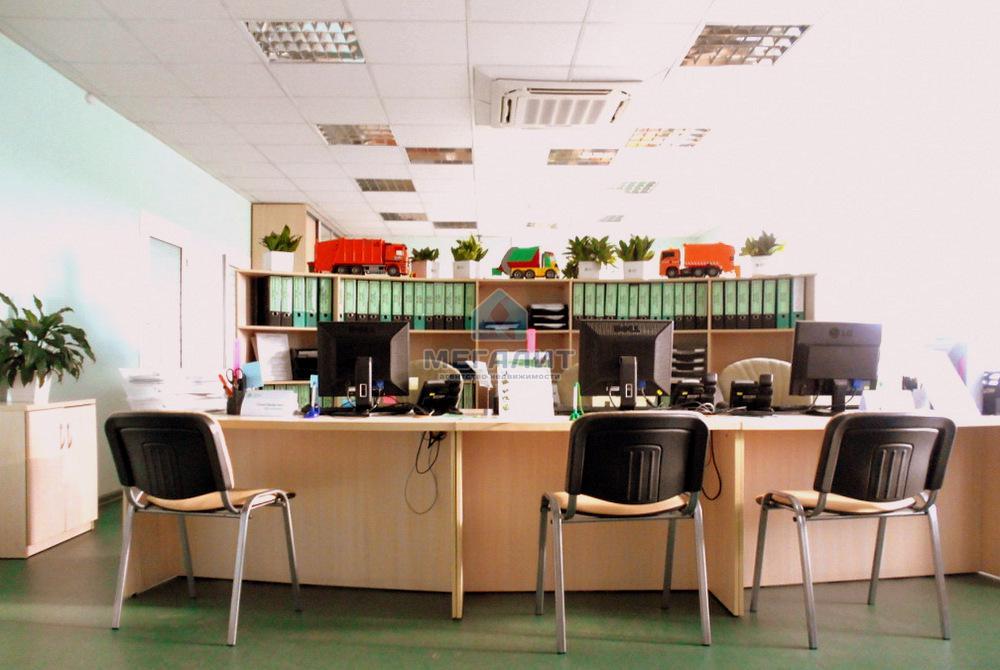 Продажа  помещения свободного назначения Аделя Кутуя 160, 1090 м²  (миниатюра №5)