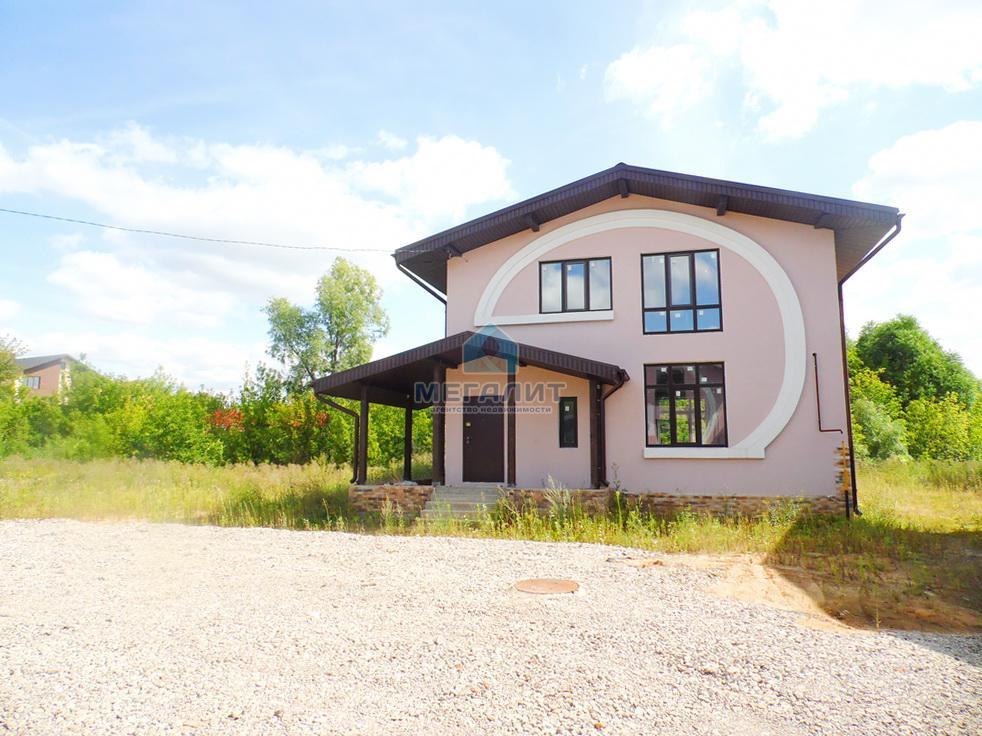 Продается 2-этажный дом в поселке Салмачи (миниатюра №1)