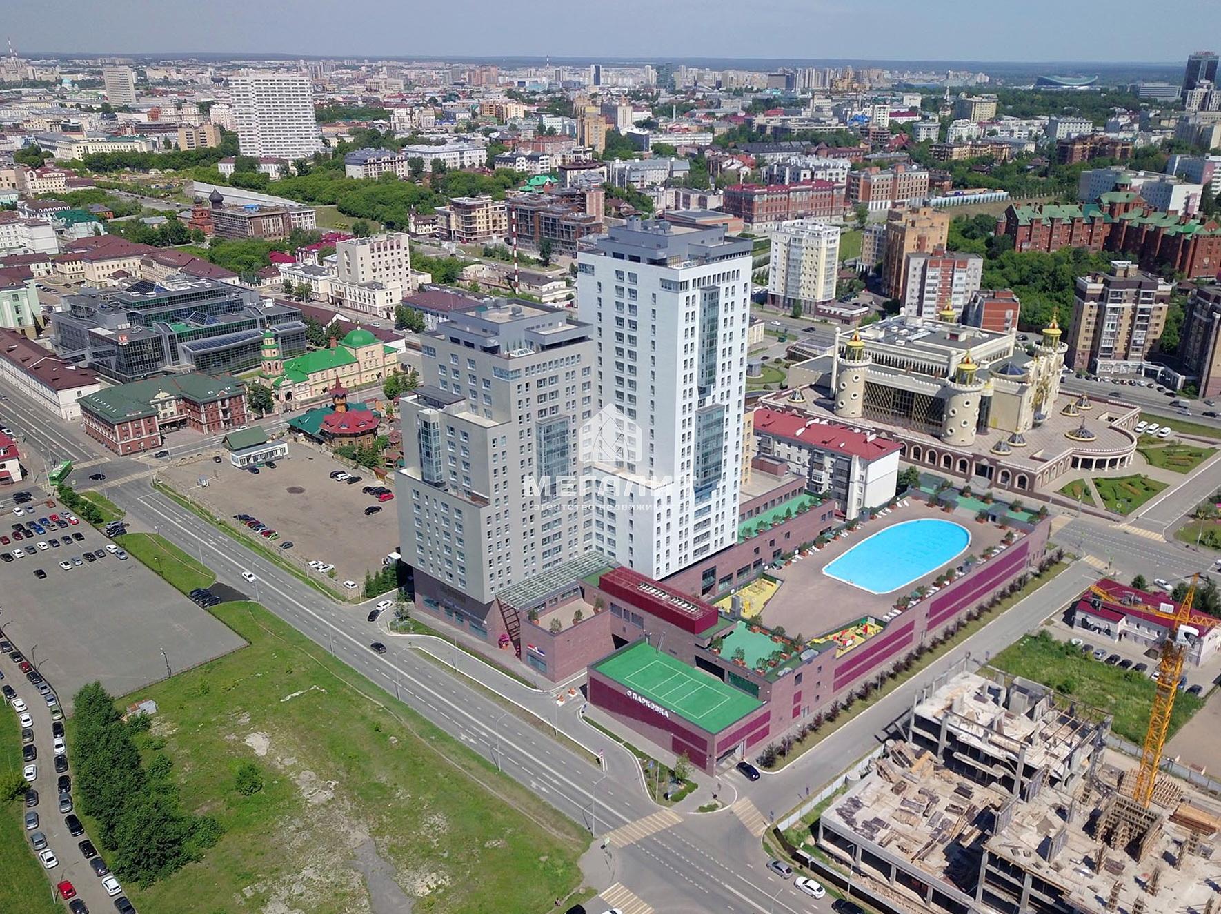 Продажа 1-к квартиры Петербургская 64