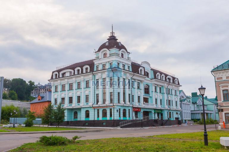 Аренда  офисно-торговые Петербургская 37, 635.0 м² (миниатюра №1)