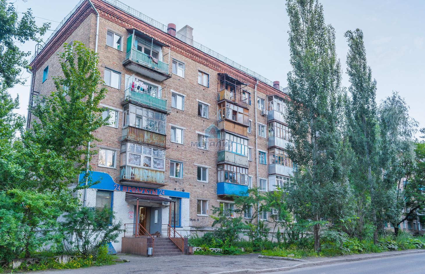 Продажа 1-к квартиры Портовая 9
