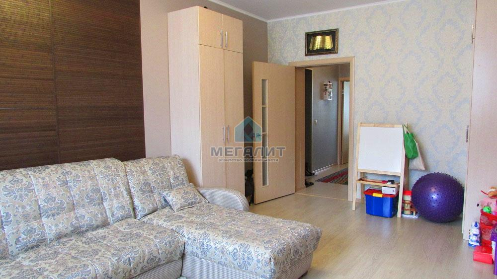 1-комнатная квартира с современным ремонтом в новом доме. (миниатюра №2)