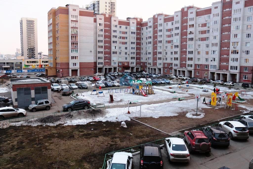 Продажа 1-к квартиры Сибгата Хакима 37, 48 м² (миниатюра №8)