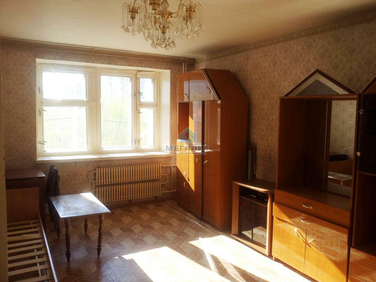 Двухкомнатная квартира в Ново-Савиновском районе! (миниатюра №1)