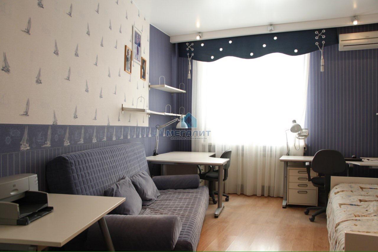 Аренда 4-к квартиры Зои Космодемьянской 1, 140 м² (миниатюра №8)