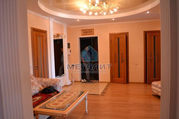 Аренда 3-к квартиры Габдуллы Кариева 5, 110 м²  (миниатюра №3)
