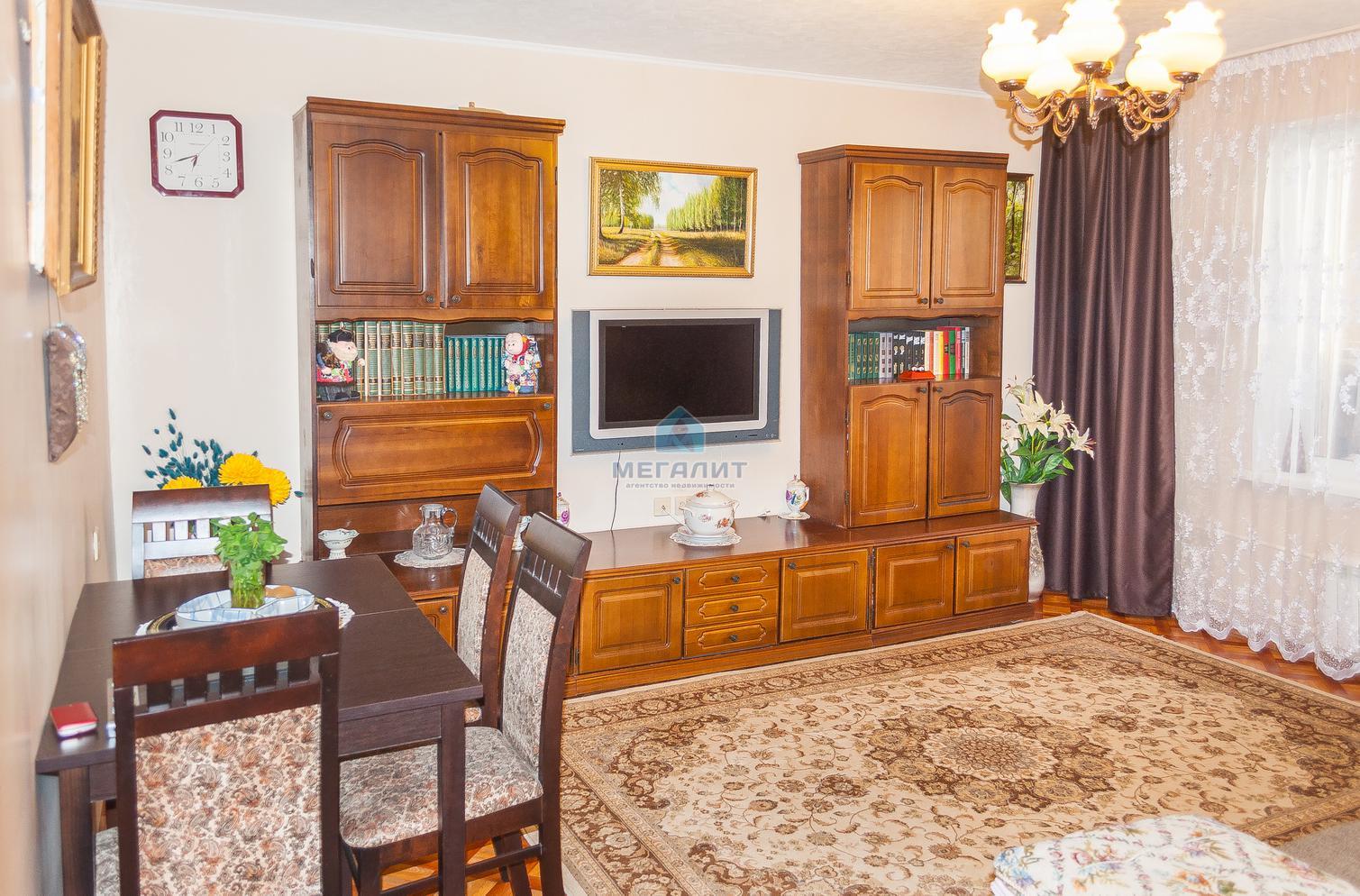 Продажа 3-к квартиры Комиссара Габишева 23