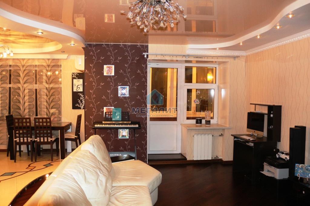 Продажа 3-к квартиры Масгута Латыпова 34, 98 м² (миниатюра №2)