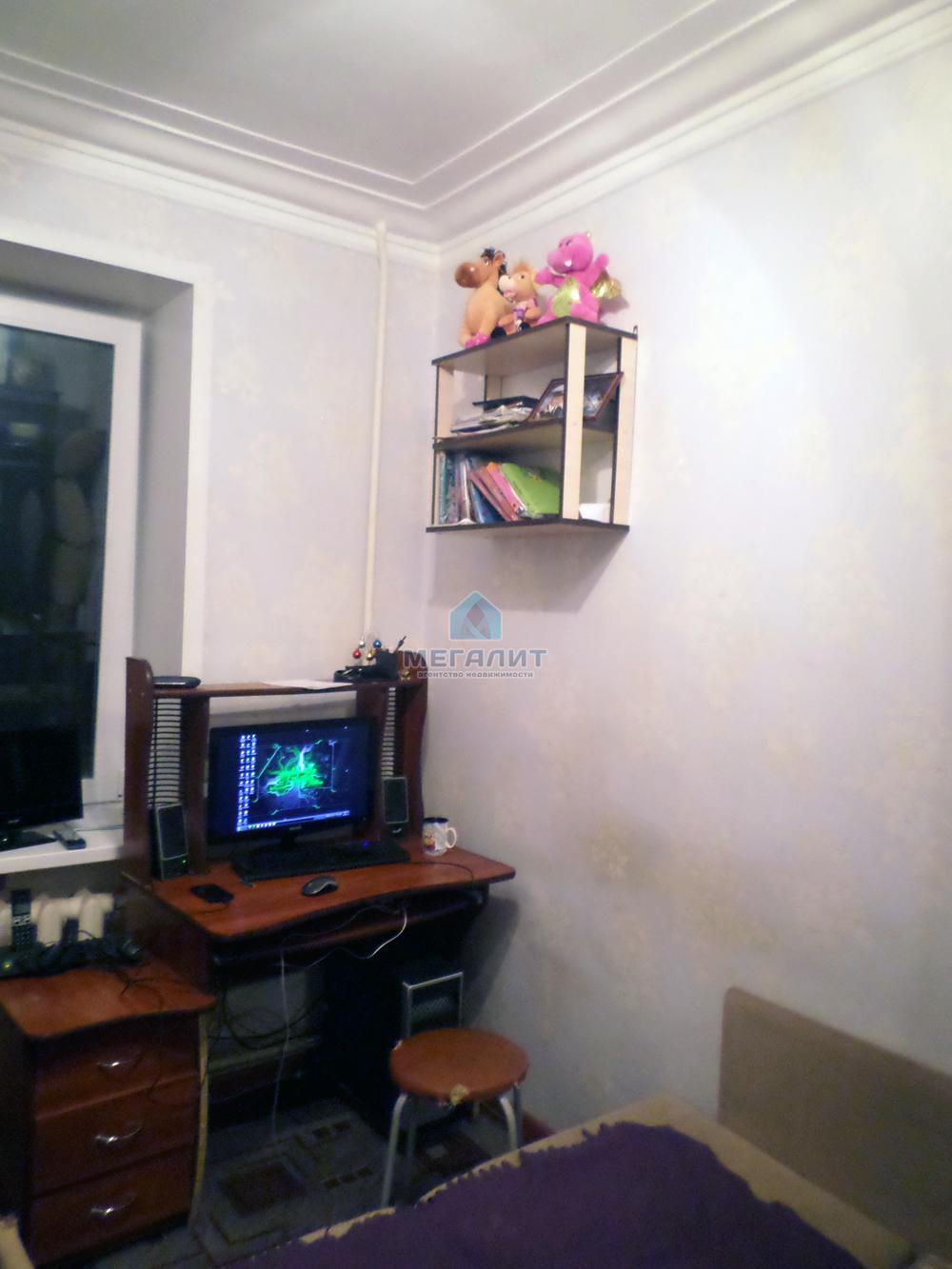 Продажа 2-к квартиры Каштановая 10, 42 м² (миниатюра №1)
