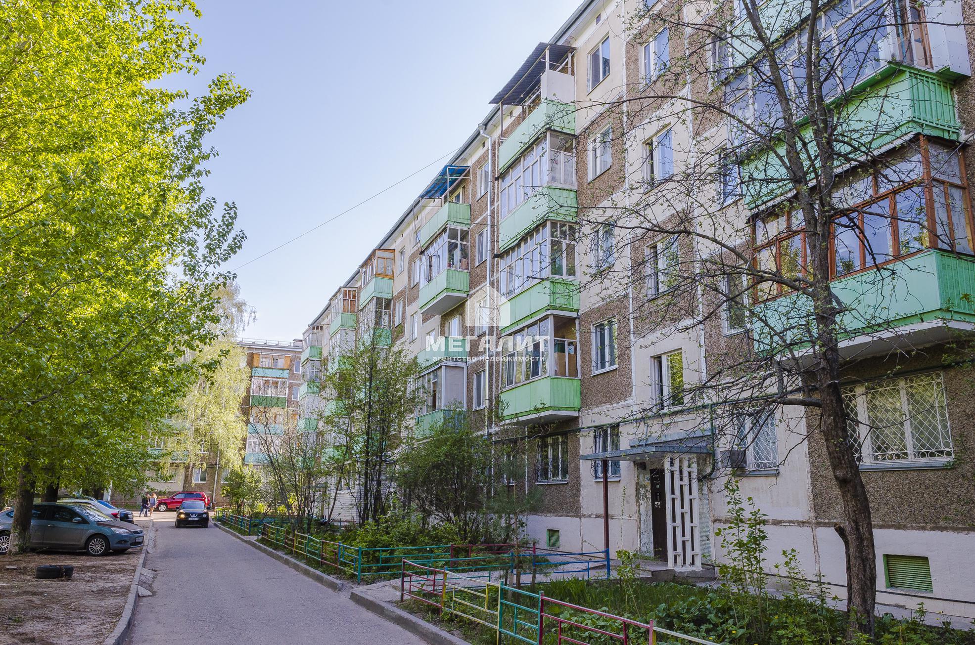 Продажа 2-к квартиры Рихарда Зорге 40