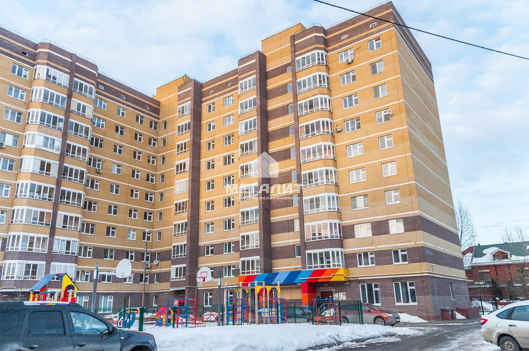 Продажа 1-к квартиры Кызыл Армейская 4