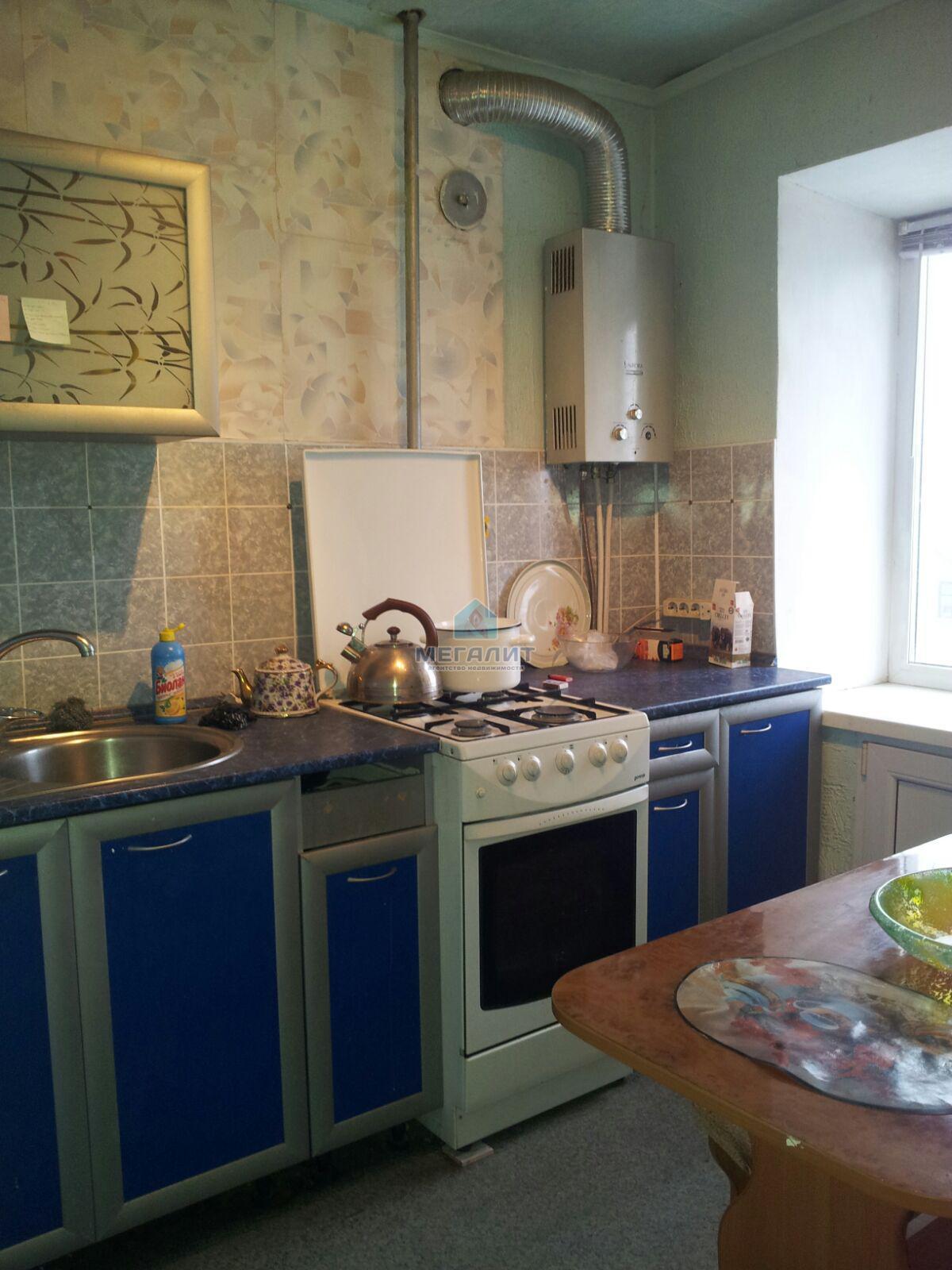 Аренда 2-к квартиры Краснооктябрьская 17, 45.0 м² (миниатюра №1)