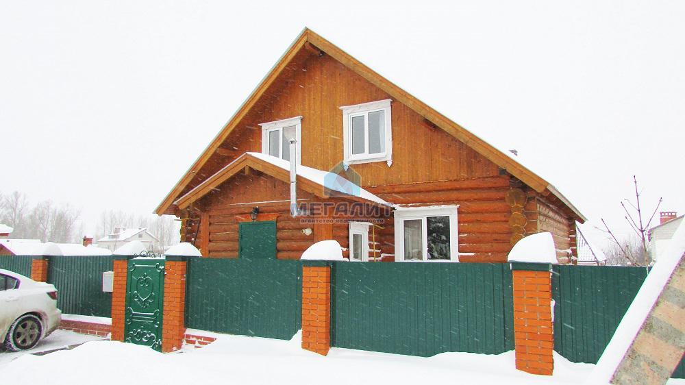 Экологически чистый жилой коттедж в Вознесении (миниатюра №1)