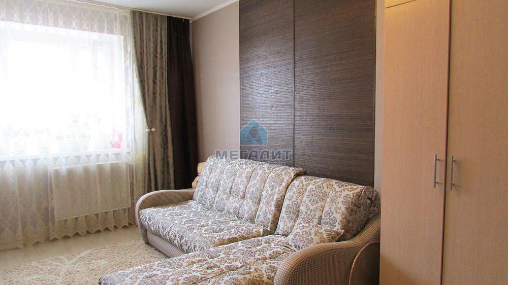 1-комнатная квартира с современным ремонтом в новом доме. (миниатюра №1)