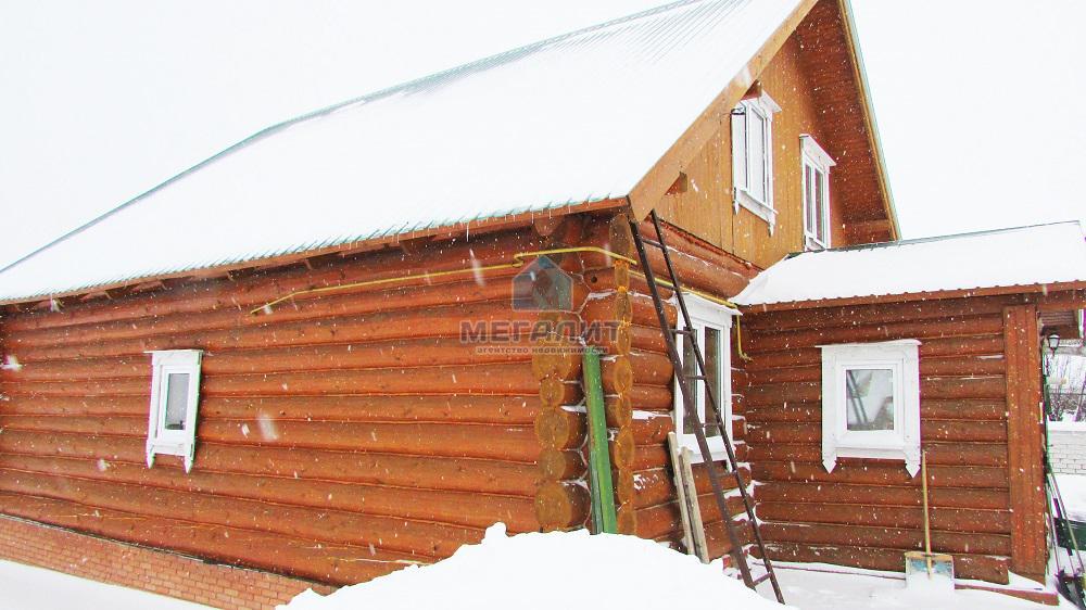 Экологически чистый жилой коттедж в Вознесении (миниатюра №4)