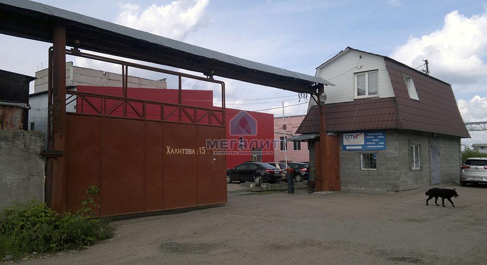 Продажа  склады, производства Халитова 15, 3137.0 м² (миниатюра №18)