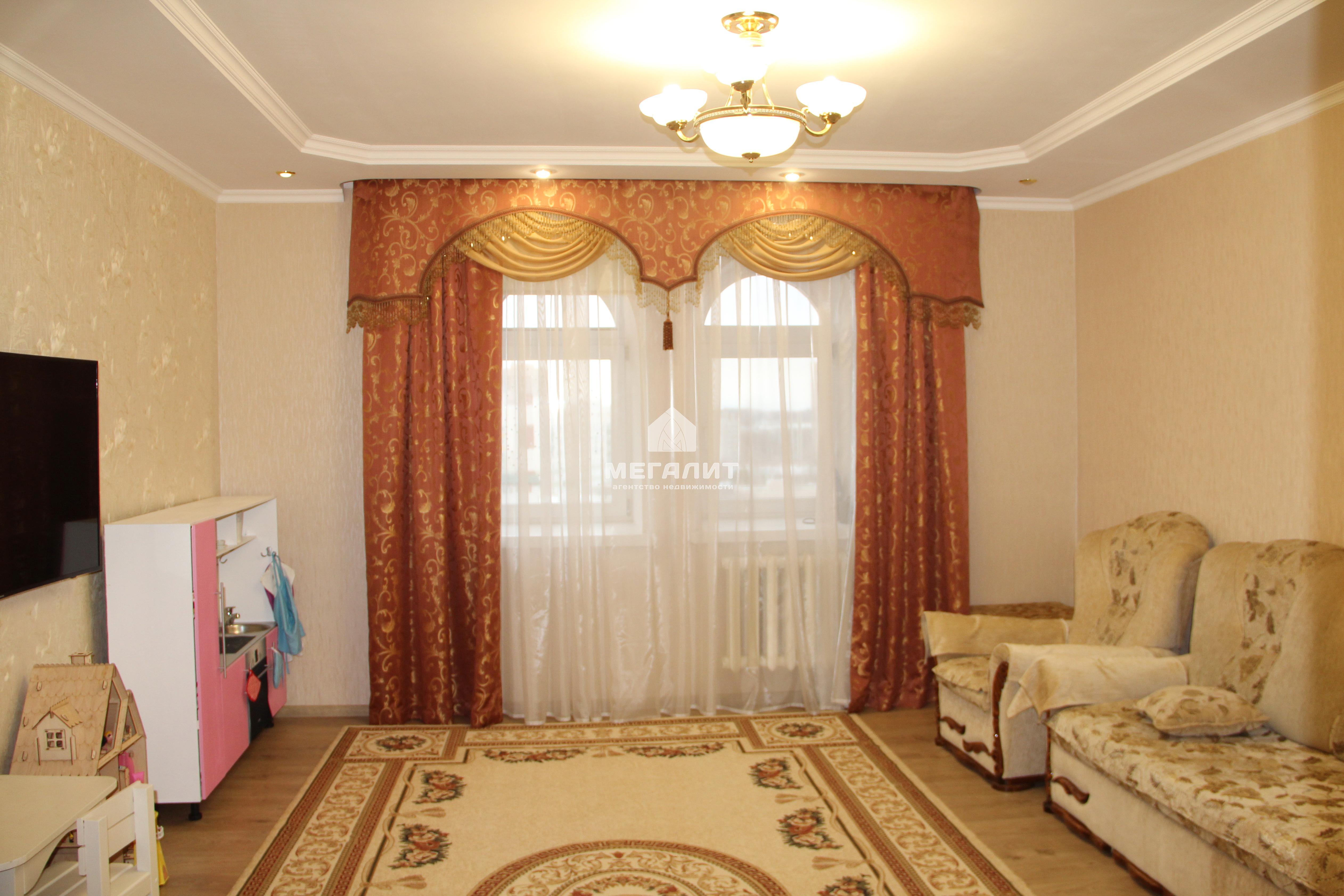 Продажа 3-к квартиры Гарифа Ахунова 10