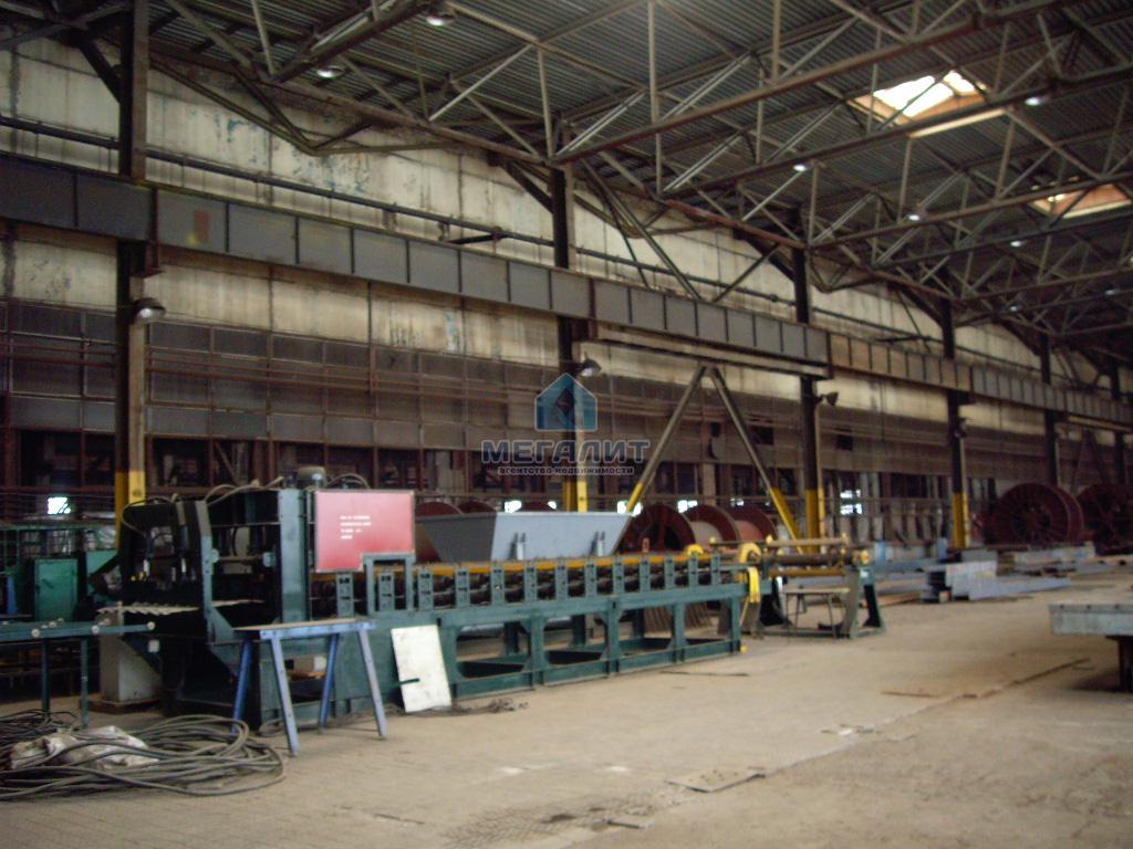 Аренда  склады, производства Магистральная, 3000 м2  (миниатюра №2)