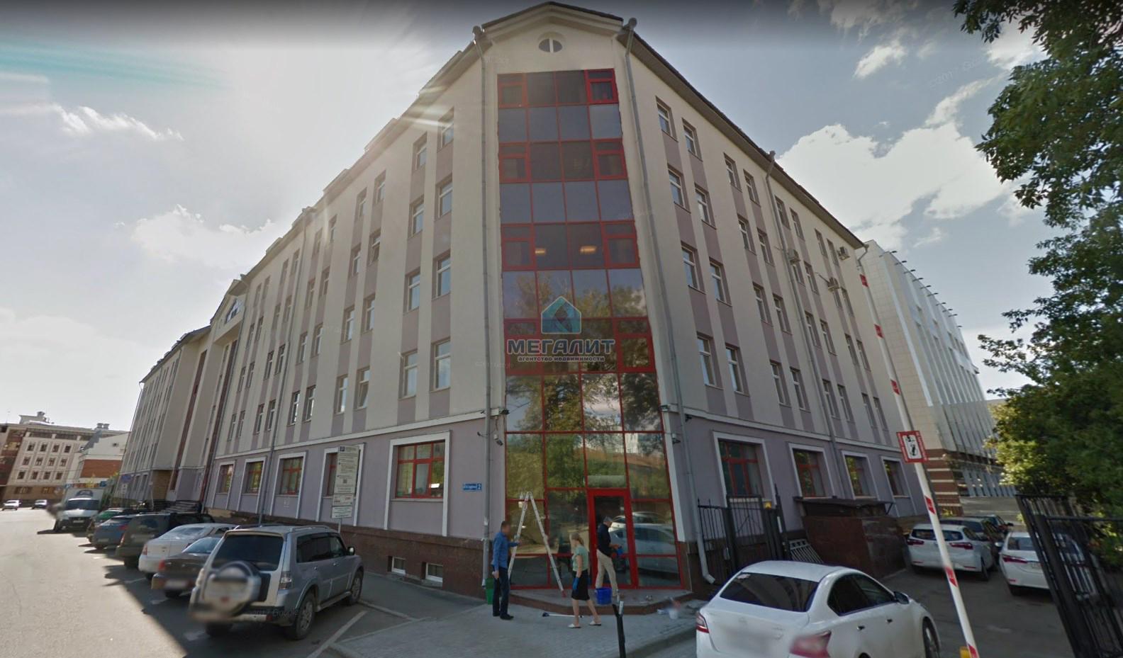 Продажа  офисно-торговые Николая Столбова 2