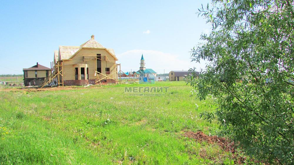 Продажа  участка П. Новая Чебокса, ул. Г. Мурзаханова, 10 сот.  (миниатюра №1)