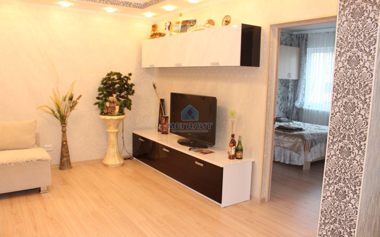 Аренда 2-к квартиры Габдуллы Кариева 6, 57 м2  (миниатюра №3)