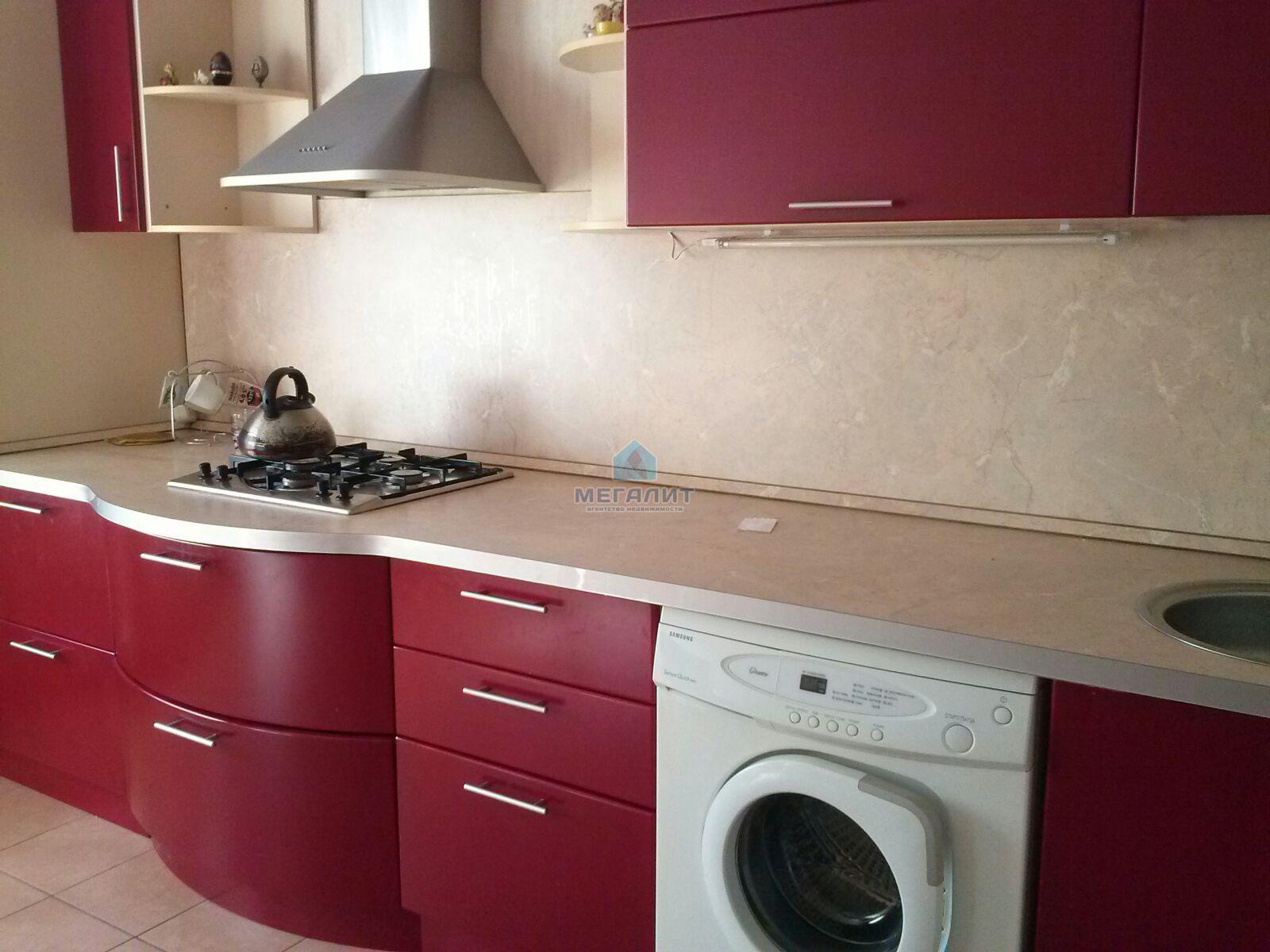 Аренда 2-к квартиры Закиева 43, 54 м² (миниатюра №2)