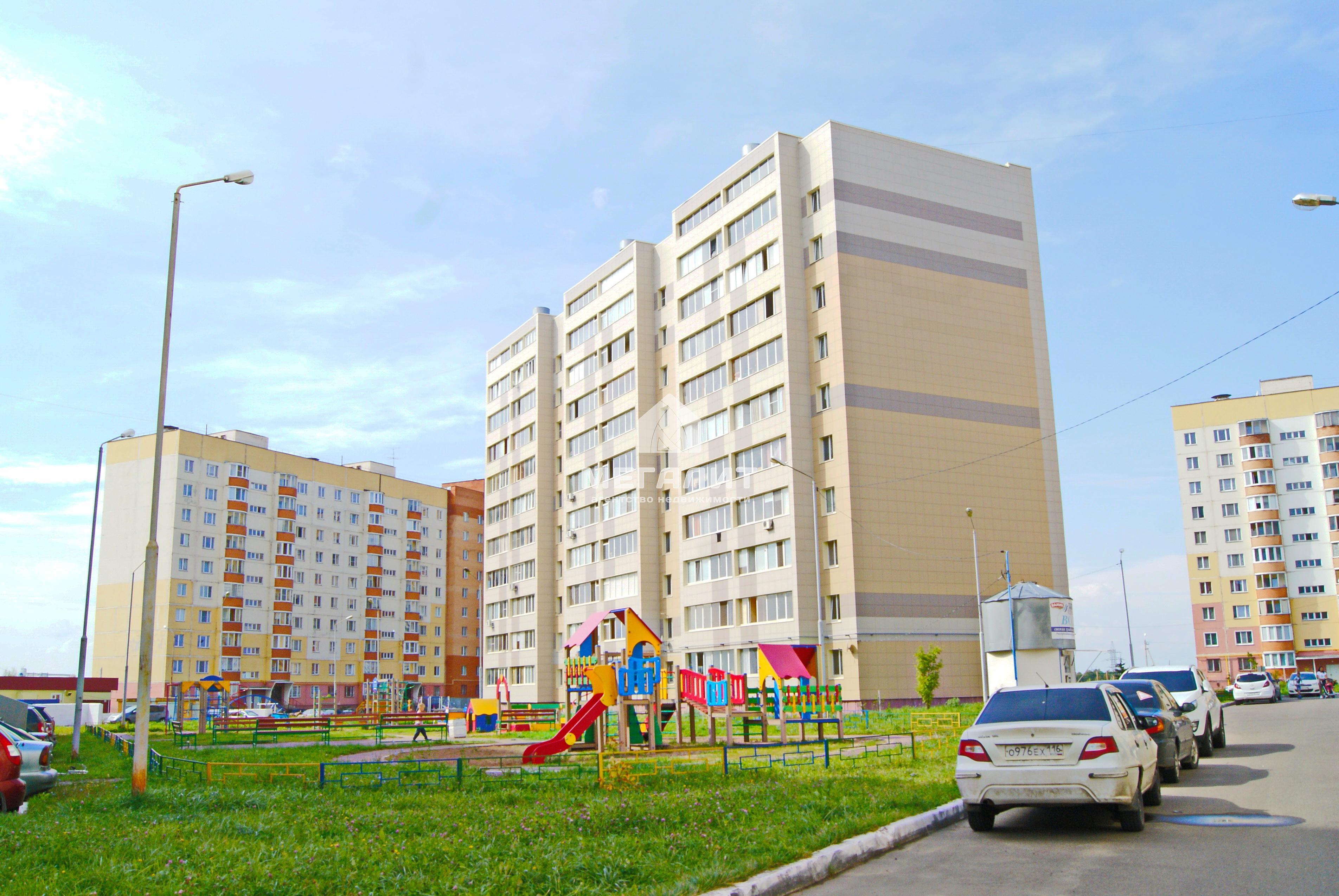 Продажа 1-к квартиры Гайсина 9