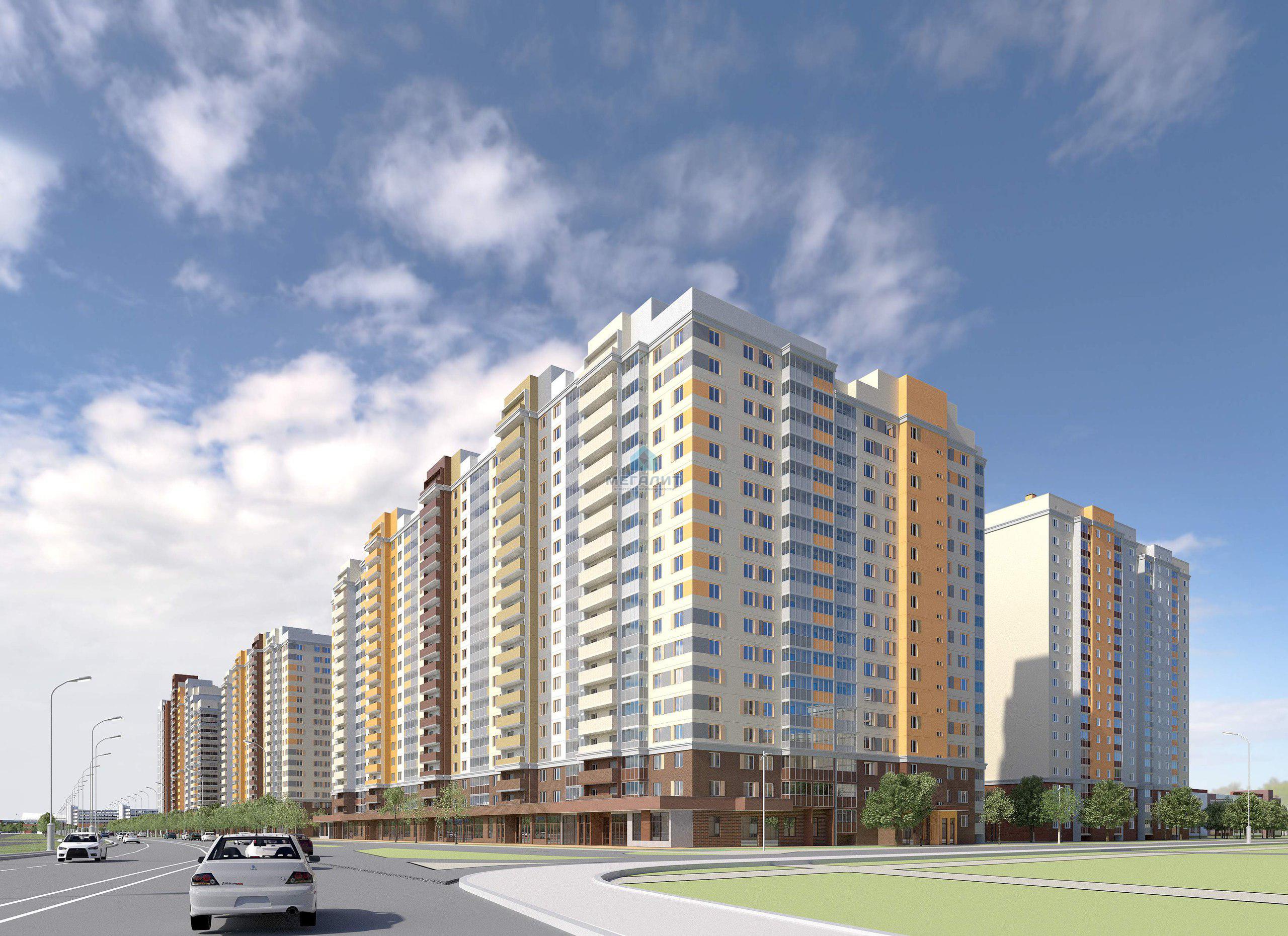 Продажа 3-к квартиры Альберта Камалеева