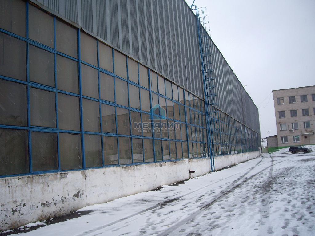Аренда  склады, производства Магистральная, 3000 м2  (миниатюра №8)