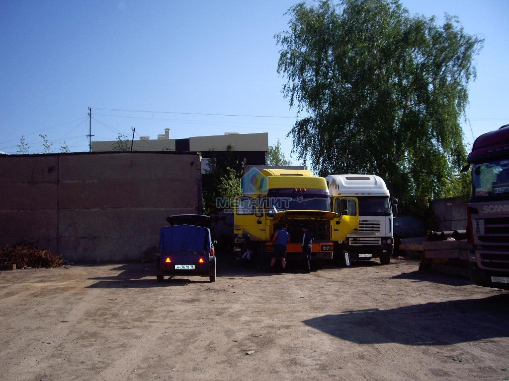 Аренда  склады, производства Магистральная, 1000.0 м² (миниатюра №3)