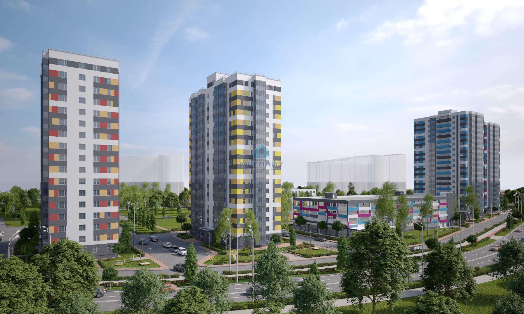 Продажа 2-к квартиры Зирекле