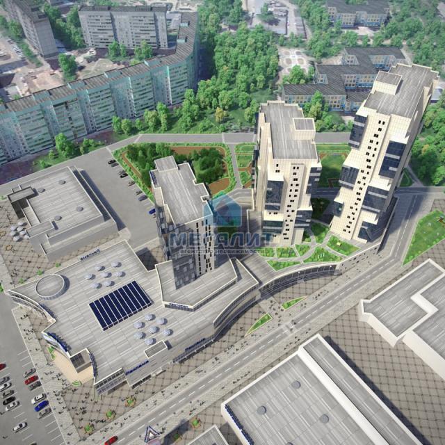 Продажа 3-к квартиры Рихарда Зорге, 110 м²  (миниатюра №4)