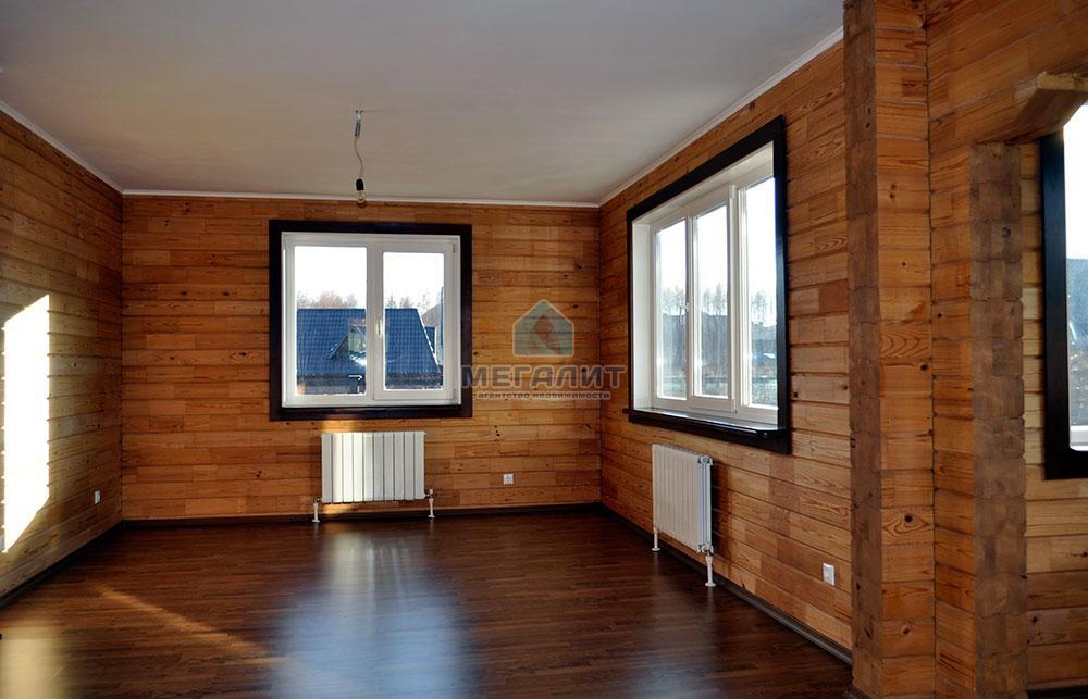 Дом в поселке Вороновка: комфорт в гармонии с природой (миниатюра №7)
