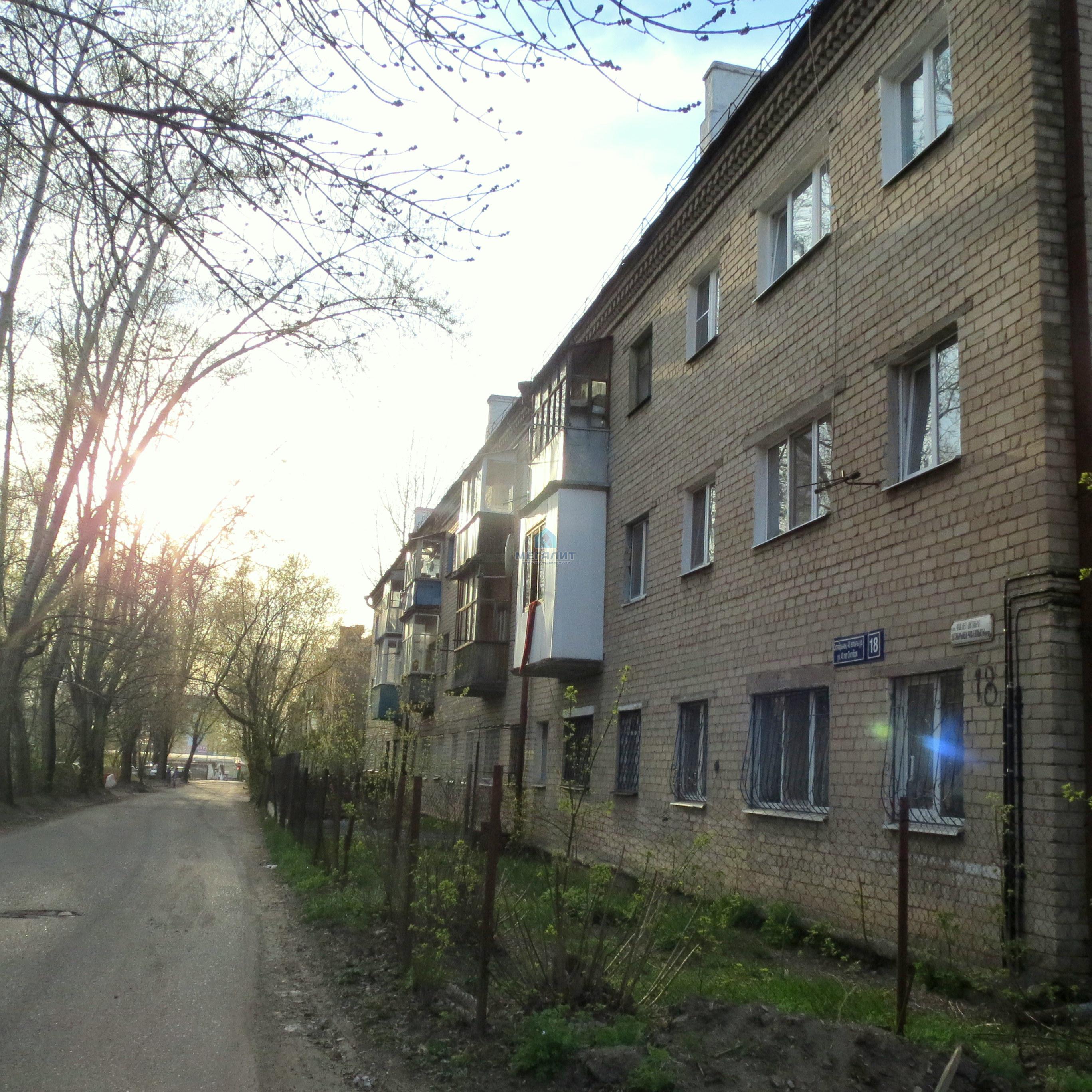 Продажа 3-к квартиры 40-летия Октября 18, 56 м2  (миниатюра №3)
