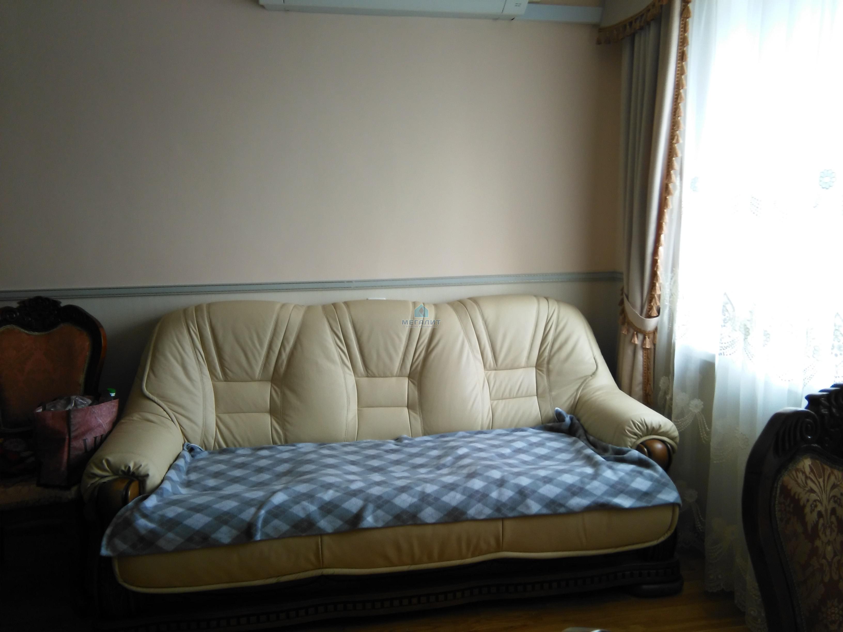 Аренда 2-к квартиры Тыныч 3, 52 м² (миниатюра №2)