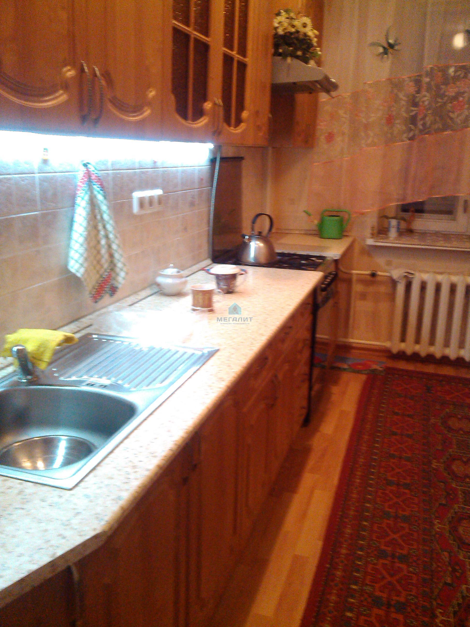 Двухкомнатная квартира на Чистопольской. (миниатюра №9)