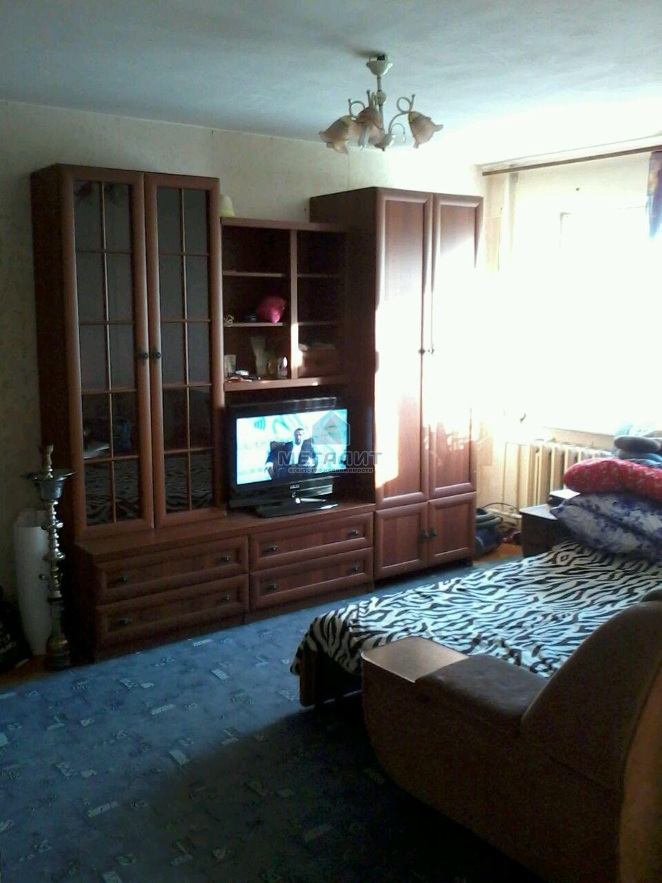 Аренда 1-к квартиры Красной Позиции 29, 35 м² (миниатюра №1)