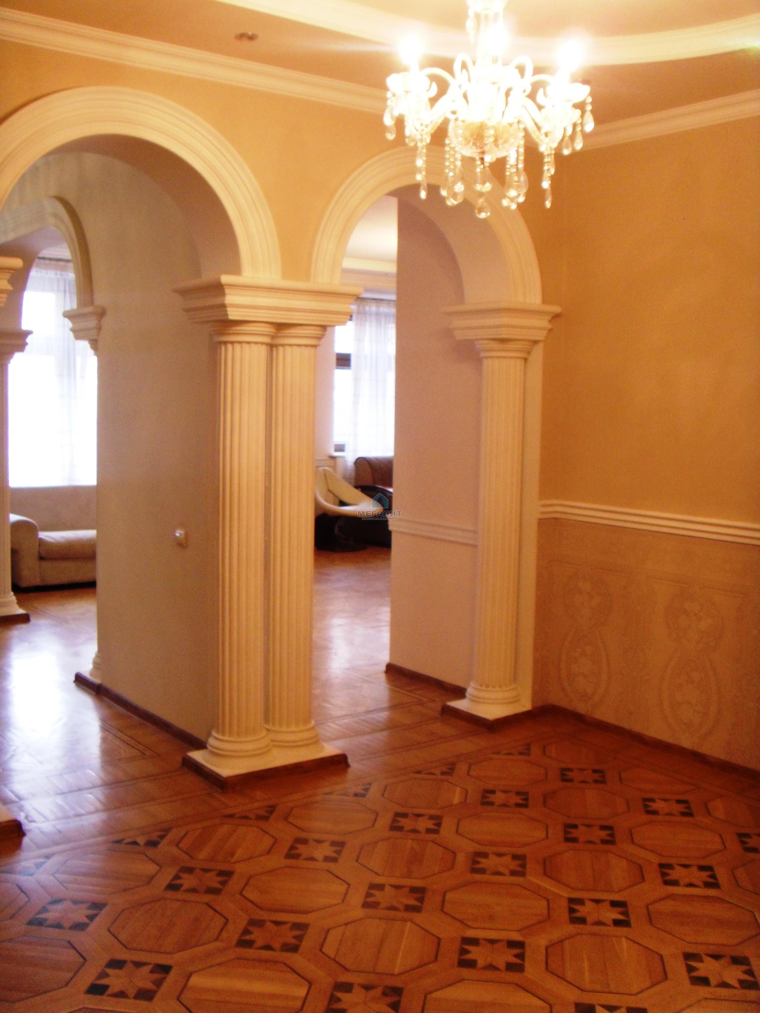 Аренда 3-к квартиры Малая Красная 3, 168 м²  (миниатюра №2)