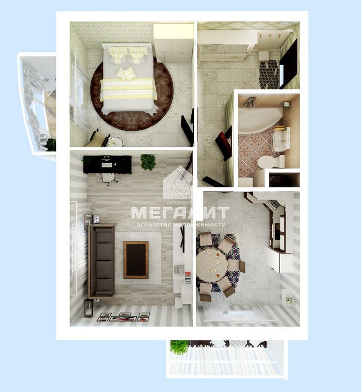 Продажа 2-к квартиры Сиреневая