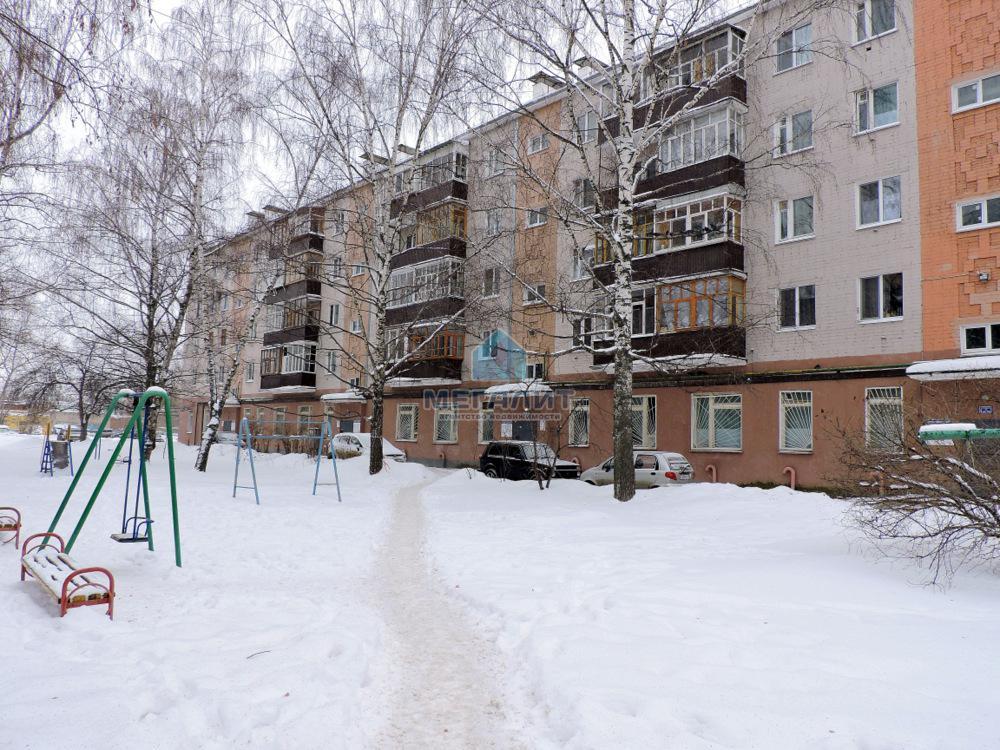 Продажа 4-к квартиры Даурская 16