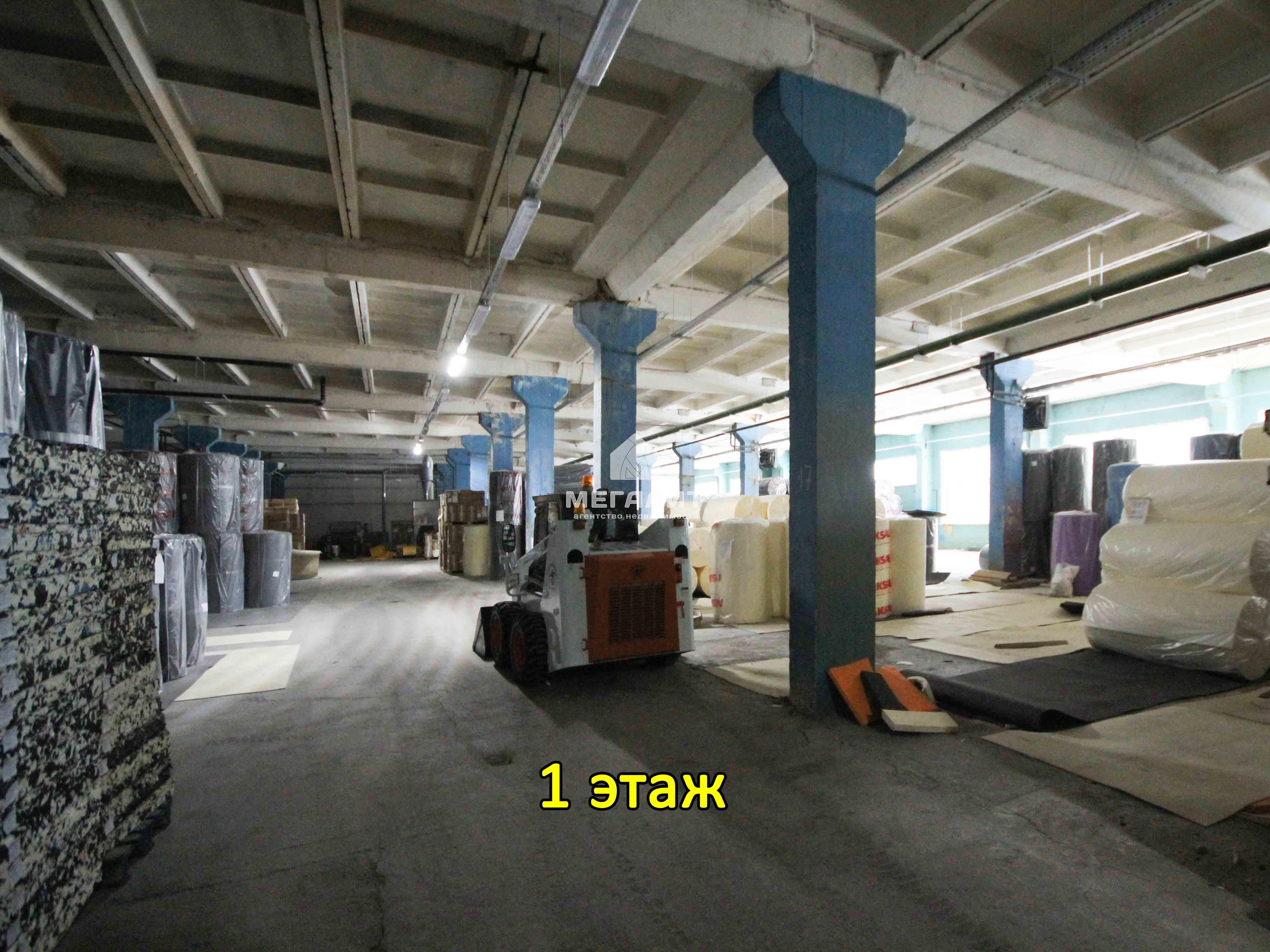 Аренда  склада Лагерная 78