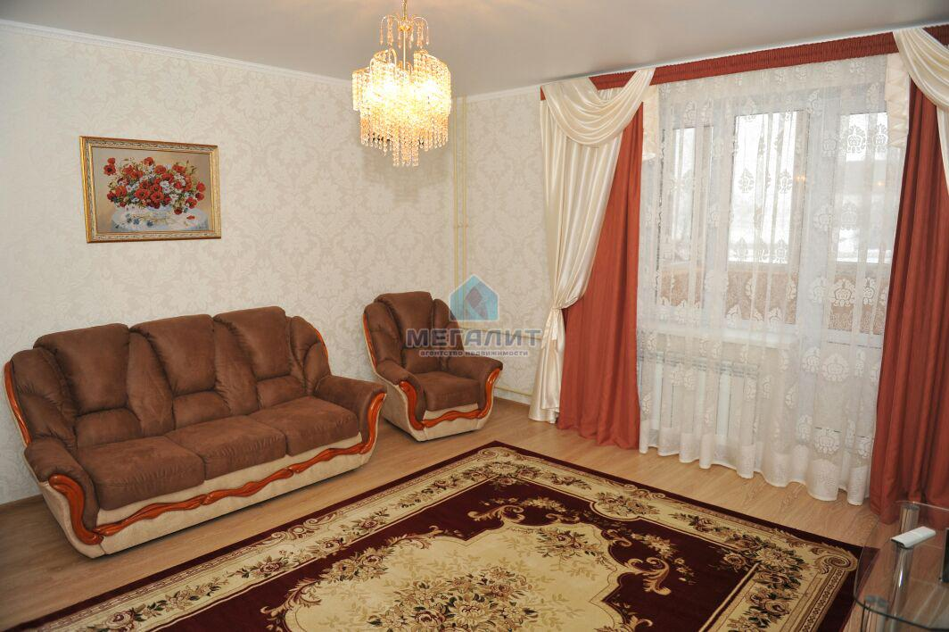 Аренда 2-к квартиры Сибгата Хакима 5, 74 м2  (миниатюра №3)