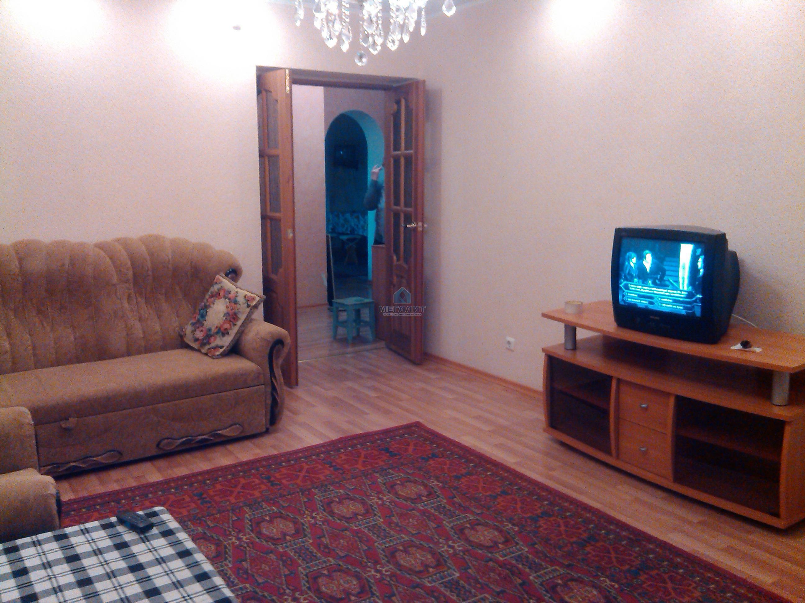 Двухкомнатная квартира на Чистопольской. (миниатюра №2)